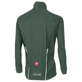 Castelli Emergency Jacket Damen forest grey